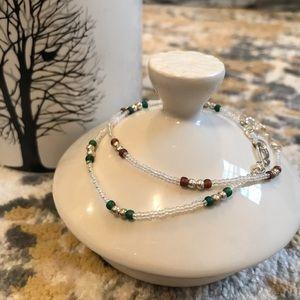 Jewelry - 2 for $15❤️ Artisan Beaded Bracelets set of 2